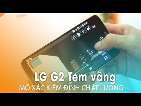 G2 Đổi Bảo Hành (G2 Tem Vàng) – Mổ xác kiểm chứng chất lượng máy