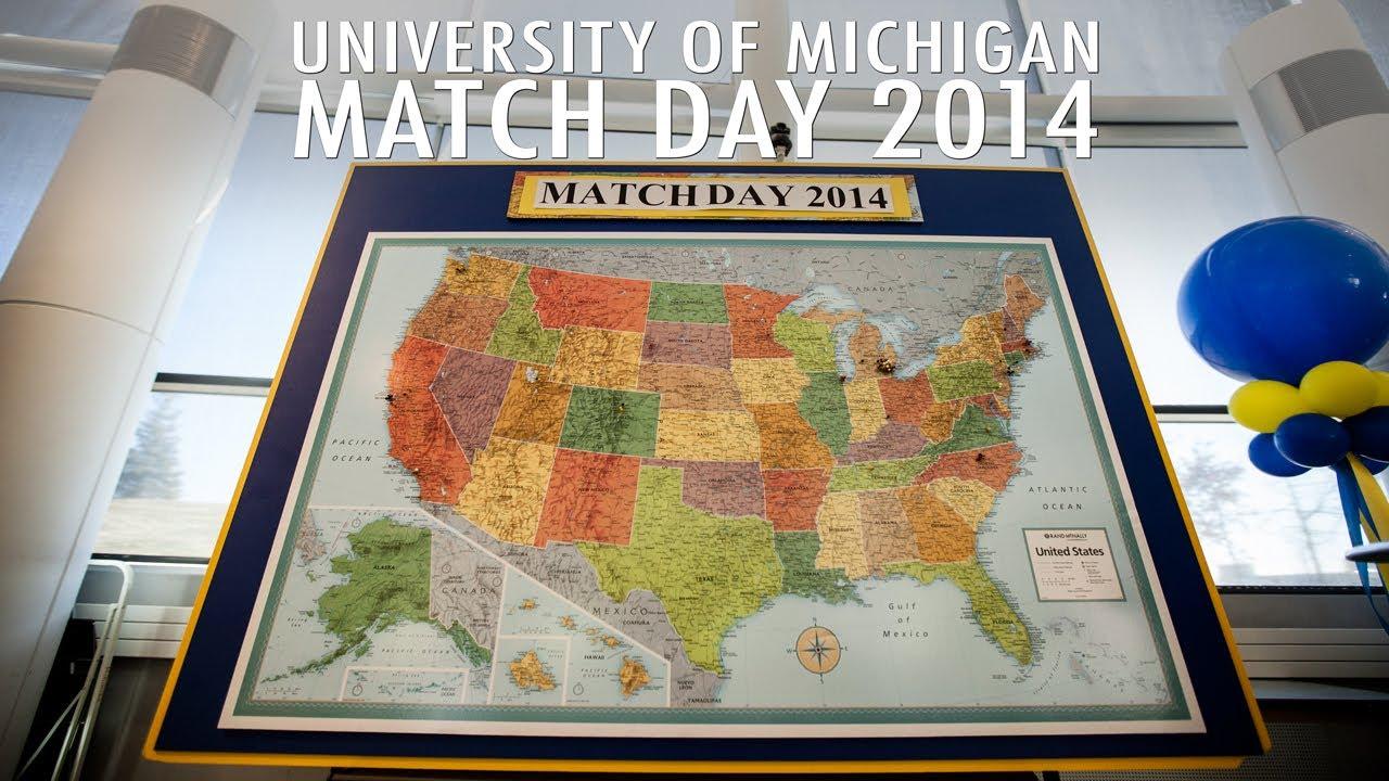Match Day 2014 - University of Michigan Medical School