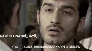 Ramiz Karaeski Racon sahnesi (İstanbulda beni bilmiyor)