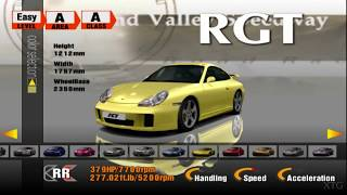 Gran Turismo 3 -  Arcade Mode Cars List PS2 Gameplay HD