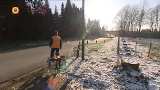 Buiten werken in de kou