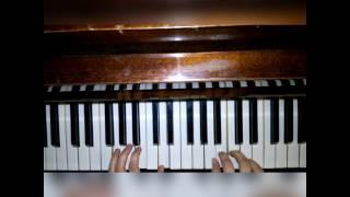 MiyaGi & Эндшпиль feat. 9 Грамм – Рапапам - Видео-урок на пианино