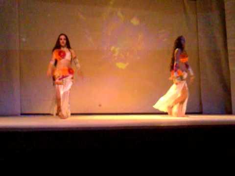 Dança Do Ventre, Ana Flávia..mp4