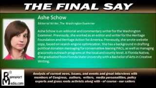 TFS - Ashe Schow Interview 6-12-14