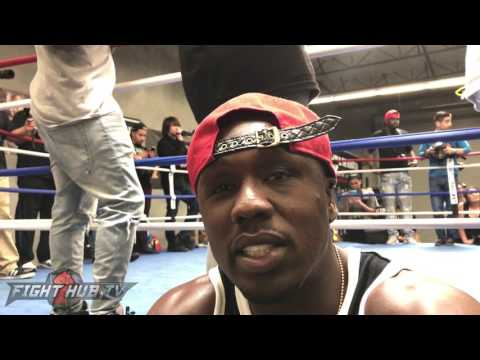 "ANDRE BERTO ""FLOYD JUST FOUGHT THE BEST SOUTHPAW IN LAST 15 YEARS! HE STILL COULDN'T TOUCH HIM!"""