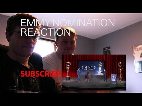 70th Primetime Emmy Nominations Reaction (2018)
