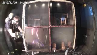 Pożary wewnętrzne - kontrola przepływów gazów pożarowych - cz. 3