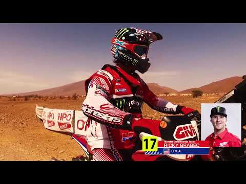 Monster Energy Honda Team - Morocco Rally  HD