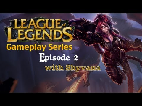League of Legends Gameplay Series #2: What a Comeback!