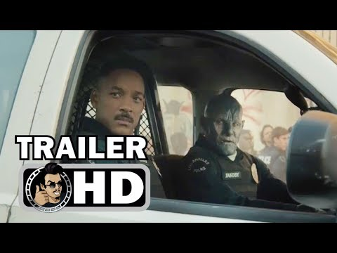 BRIGHT Featurette Trailer - Ward and Jakoby (2017) Will Smith Action Fantasy Netflix Movie HD