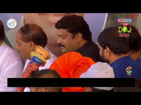 Raju Dada Patil, Satkar Sohala, LATE. RATANBUVA PATIL SMRUTI CHASHAK 2018