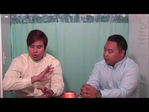 Sayar Chris Htet Naing U-အင္တာဗ်ဴး( Interview with Samuel Koh From New York U.S.A)