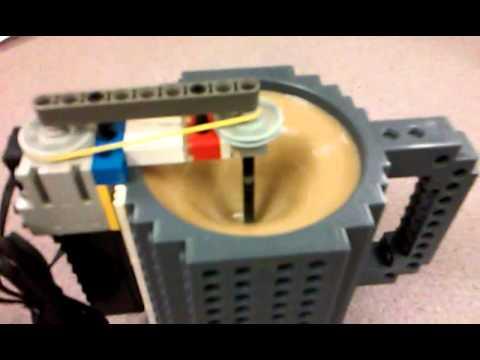 Lego Mug Auto Stir Youtube