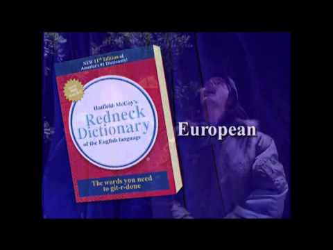 BCTV - Redneck Dictionary (European)