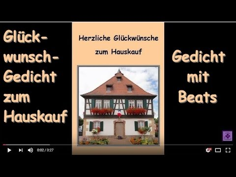 fg191 gl ckw nsche zum hauskauf gedicht spr che herzlichen gl ckwunsch zum eigenen haus. Black Bedroom Furniture Sets. Home Design Ideas