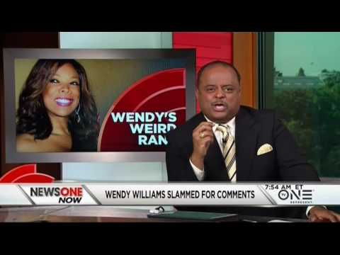 """If You Actually Bothered To Read A Book:"" Roland Martin Educates Wendy Williams On The NAACP, HBCUs"