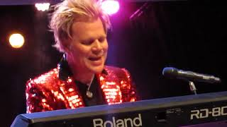 Brian Culbertson Second Concert In Budapest 2018 10 06 All Teljes