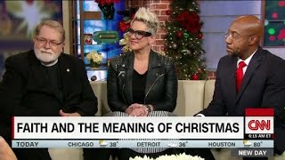 Faith, hope and the message of Christmas