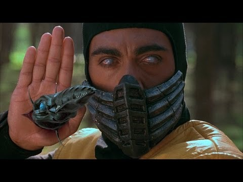 Mortal Kombat Movie 2015 - HD