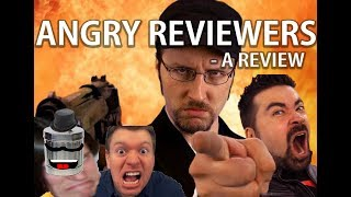 Angry Reviewers - Garbage Media