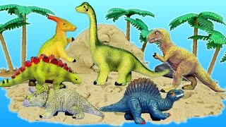 Dinosaurs Ultimate Dino Play Sand National Geographic - Dinosaur Toys For Children