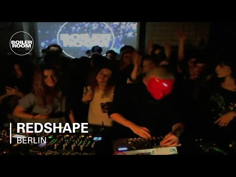 Redshape live in the Boiler Room Berlin