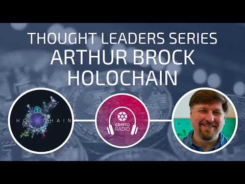 Arthur Brock - A Nature-Inspired Approach To Distributed Systems and Currency