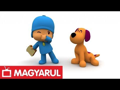 Pocoyo: Büdös kutya (S02E26)