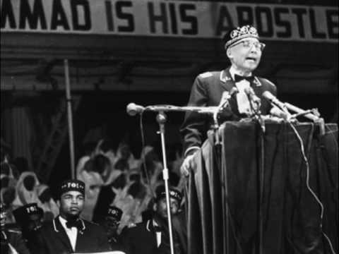 Elijah Muhammad above the 24 elders in knowledge in power