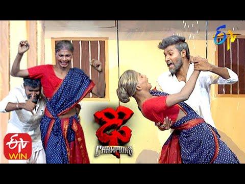 Somesh Performance | Dhee Champions | 15th July 2020 | ETV Telugu