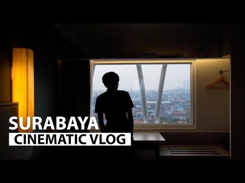 SURABAYA!!! - Upsize Vlog (CINEMATIC) #NobuTravelVlog