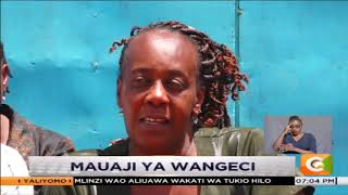 Familia ya Ivy Wangeci yakanusha madai yalio mitandaoni