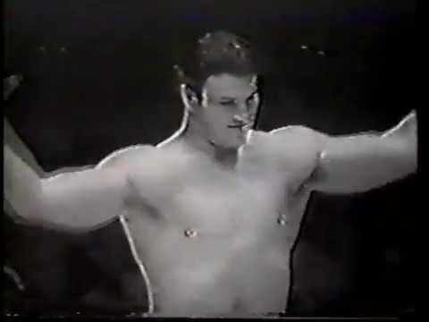 Lou Thesz vs. Don Leo Jonathan -1956