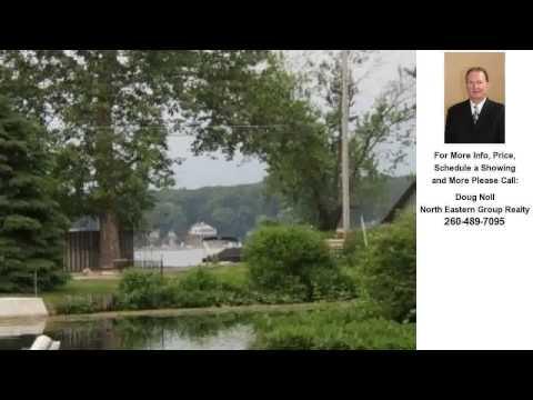 180 Lane 200 E Lake James, Angola, IN REAL ESTATE VIDEO
