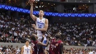 #FIBAAsia - Day 5: Philippines v Qatar (highlights)
