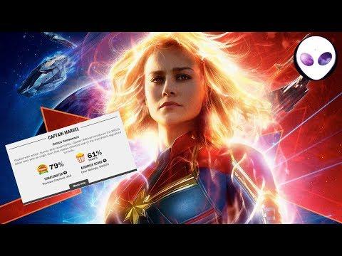 למה כולם שונאים את הסרט 'קפטן מארוול' ?! ביקורת ללא ספוילרים !