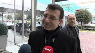 İmamoğlu, Cumhurbaşkanı Erdoğan ile görüşmek üzere Ankara'ya gitti