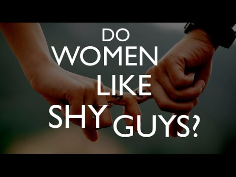 What To Do If Your Dating A Shy Guy