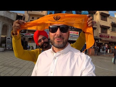 Sikh For A Day | Amritsar, India