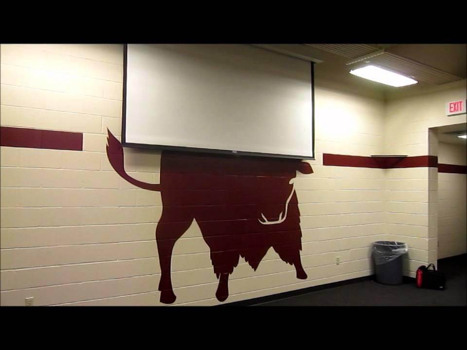 West Texas A M Football Facility Tour Youtube