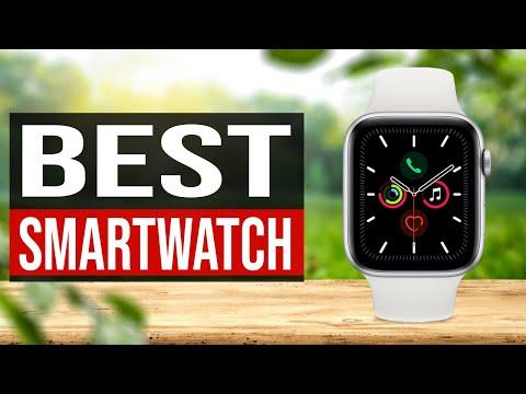 TOP 5: Best Smartwatch 2020