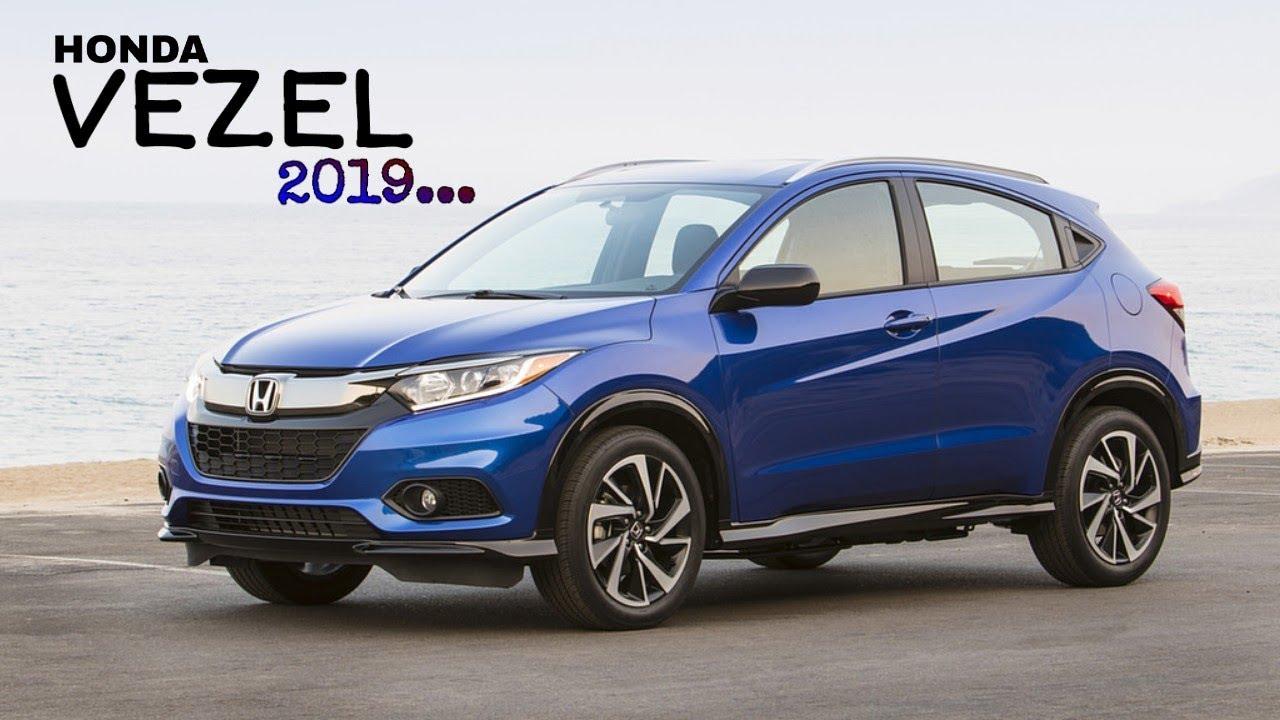 Honda Vezel / HR-V 2019 Interior | Exterior | Drive. - YouTube