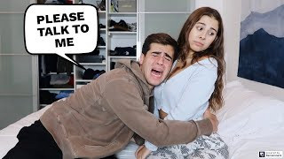 Ignoring My Boyfriend For 24 Hours - Challenge!