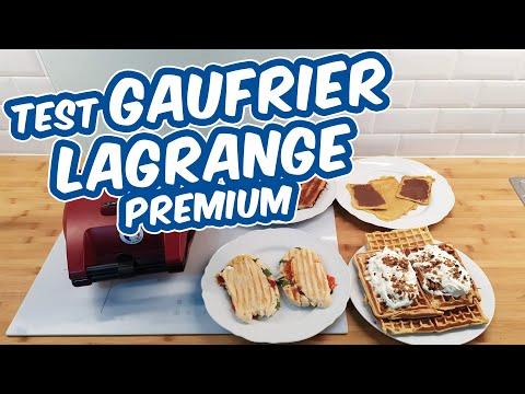 gaufrier-lagrange-premium---avis-et-test