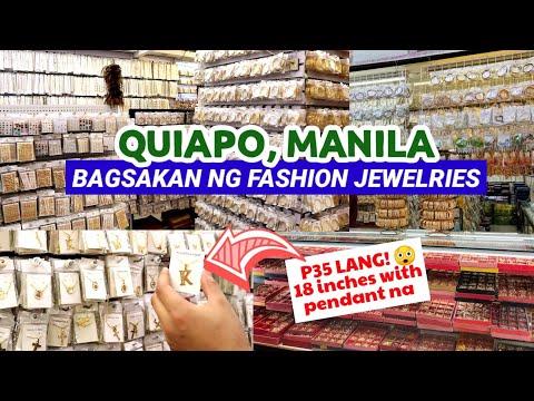 Sobrang Mura Na Fashion Jewelries! Bangkok Gold, Korean Silver, Rosegold & MORE! As Low As P15