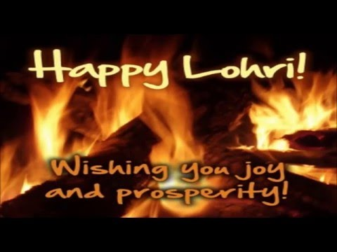 Happy Lohri 2017 Wishes, Greetings, Whatsapp Video, Latest , Unique, Download Free 4