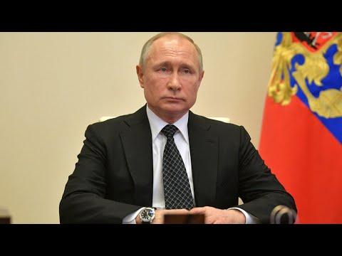 Встреча Владимира Путина с многодетными семьями 1 июня 2020. Полное видео