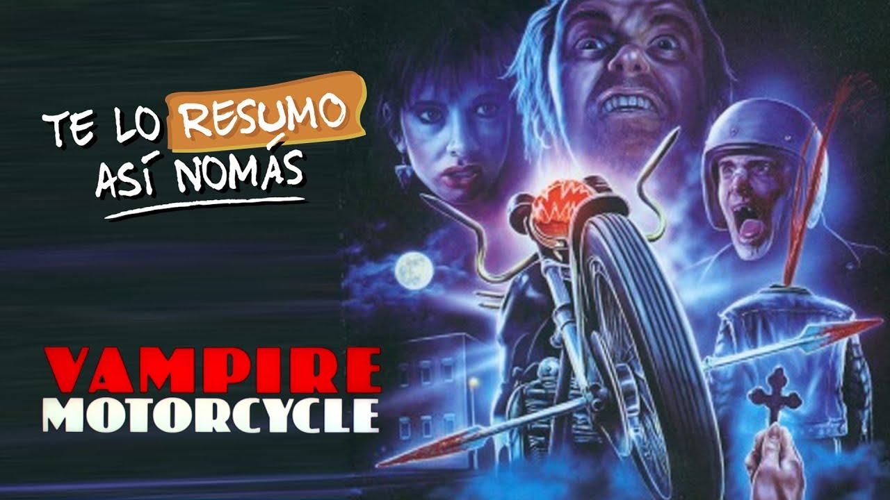 Vampire Motorcycle, La Moto Poseída Por Un Vampiro | #TeLoResumo