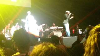 Beres Hammond and Tarrus Riley - Live @ Wembley October 2012