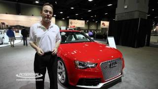 2013 Audi RS5 Show & Tell